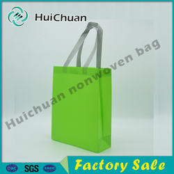recyclable promotional 3d pp non woven shopping bag