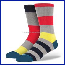Alibaba China 2015 wholesale women ankle white red socks promotion
