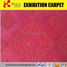New most popular nonwoven commercial jacquard carpet