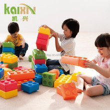 Building Block Plastic Toy For Kids