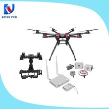 Professional RC Aerial photography F900 Hexacopter Drone frame kit with GPS controller unmanned aerial vehicle UAV Aircraft