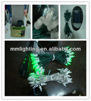 Mini solar lights led string