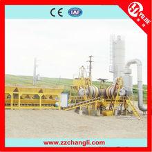 Calidad buena y precio barato la planta mezcladora de asfalto