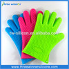 hot kitchen silicone glove baking silicone glove with finger