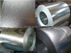 Long lifetime ISO hot dip Z275 Galvanized Steel coil