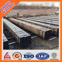 BS1387 welded hollow rectangular steel tube