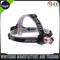 Hot New Products for 2015 Waterproof Head Light To Wear