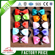 China wholesale S&D Handmade Pet Toys Products custom printed dog bow tie
