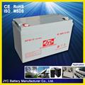 12v90ah mf batería con larga vida/de alta capacidad