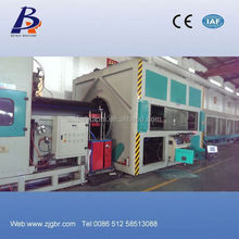 PE/PP Pipe Production Line extrusion technology