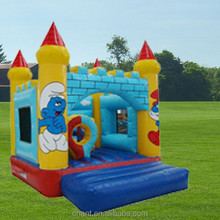 exciting hot sale jumping inflatable bouncer