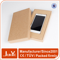Oem cell phone retail packaging flash box