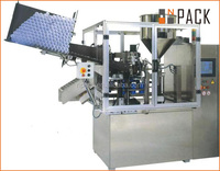 Ointment Tube Filling And Sealing Machines (Factory)