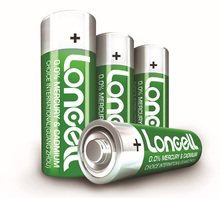 LONCELL Brand best price of 1.5v aaa um4 r03 dry battery