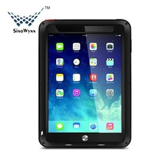 Newest Shockproof Dust Dirt Proof Aluminum Metal Military Heavy Duty Protective Case for iPad Mini 3