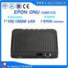 Fast ethernet optical network unit 1GE ftth epon onu