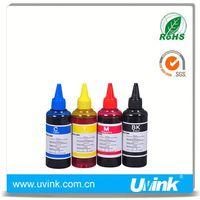 UVINK brand dye sublimation ink msds