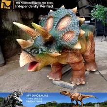 My-dino life size animatronic dinosaur puppet for sale