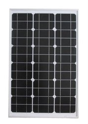 Building integrated photovoltaic solar panel 50W