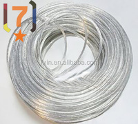 transparent electric wire