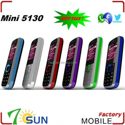 hot new products for 2015 mini 5130 celular