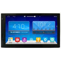 Ezonetronics Android 4.4 Car Stereo 7 inch 1024x600 GPS Navigation Radio Bluetooth Player DVD Player