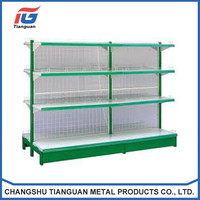 2015 Popular style double-side shelves with best quality