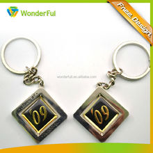 2014 Promotional Gifts Cheap custom metal keychain