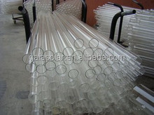 3 Targets direct flow vacuum solar collector tube for solar heating