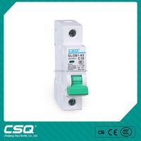 c45n 1p 2p 3p 4p mini circuit breaker / mcb / automatic circuit breaker