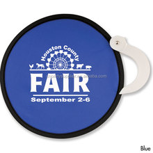 Promotional Nylon Foldable Hand Fans