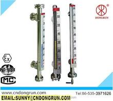 Indicador de nível / pode medir o nível e interface magnética tanque de líquido no vasos