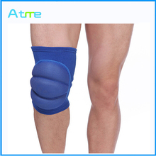 2015 Hot selling elastic knee support protector brace knee cap sport knee support