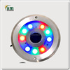 ip68 submersible led fountain lights ring