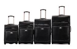 aluminum frame spinner luggage