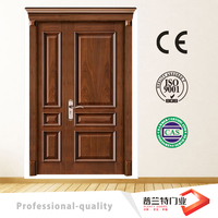Flat teak wood main door designs flat teak wood main door for Main door design for flat
