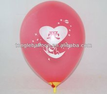"""wholesale of 10"""" colorful latex round balloons"""