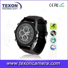 high quality hidden camera DVR/Watch Video Recorder/Hidden Watch Camera