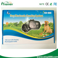 2015 Best Pet Dog Training Product Electric Wire Fence KD-660