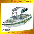 de plástico modelo de barco de crucero