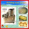 full automatic potato washing and peeling machine /0086-15838028622