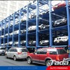 PJS Car lift automated parking garage/car stacking vertical parking system/car stack building