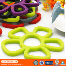 Hot selling Silicone mat/pot pad/coaster