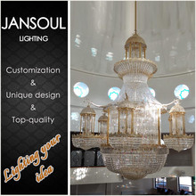 Chinese vintage cheap decorative lantern shape plastic chandelier pendant lighting acrylic cover