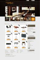 Website Designing & Development for Furniture Online Sale