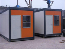 China manufacturer modern shipping used 20' container office