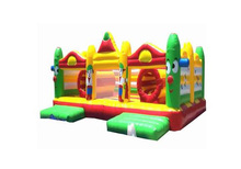 Popular amusing castle inflate combo,inflatable castle,bounce castle