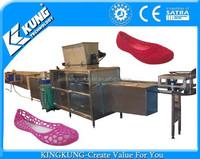 2014 Hot selling Flocking shoes production line/ Flocking machine