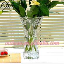 Decoration Flower Tall Vase,Flower Murano Glass Vase