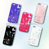 For Iphone 5 IMD design tpu case,rubberized or glossy are ok,many color to choose